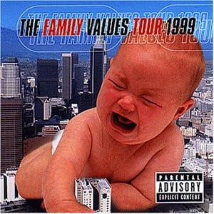 Various - Family Values.Tour 1999,the
