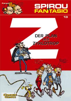 Spirou und Fantasio 13. Der Plan des Zyklotrop - Andre Franquin