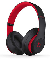 Beats by Dr. Dre Studio3 Wireless defiant negro / rojo