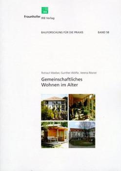 Gemeinschaftliches Wohnen im Alter - Weeber, Rotraut
