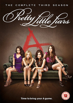 Pretty Little Liars: The Complete Third Season [6 DVDs, UK Import]