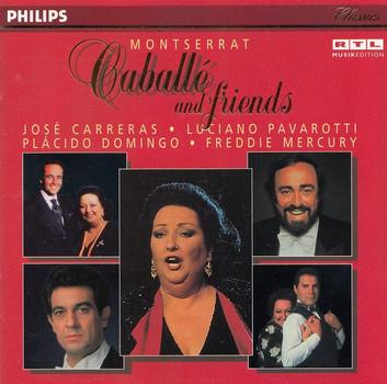 Various - Montserrat Caballe and Friends