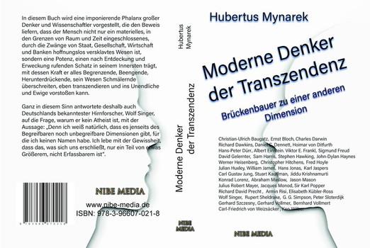 Moderne Denker der Transzendenz - Hubertus Mynarek  [Taschenbuch]