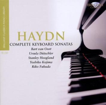 Bart Van Oort - Brilliant Classics Piano Library: Haydn - Sämtliche Sonaten