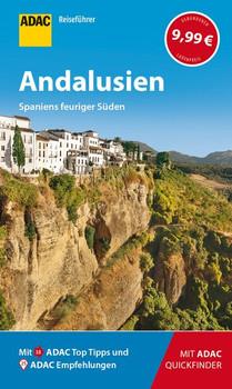 ADAC Reiseführer Andalusien - Jan Marot  [Taschenbuch]