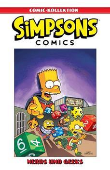 Simpsons Comic-Kollektion. Bd. 13: Nerds und Geeks - Matt Groening  [Gebundene Ausgabe]