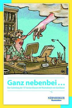 Ganz nebenbei. Glossen der Nürnberger Nachrichten - Hans-Peter Kastenhuber  [Taschenbuch]