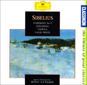 Herbert Von Karajan - Sinfonie 5 / Finlandia / Tapiol
