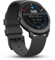 Mobvoi Ticwatch 2 Active 42mm negro con correa de silicona carbón [Wifi]