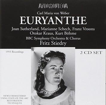 Weber:Euryanthe - Weber:Euryanthe