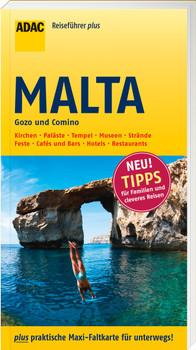 ADAC Reiseführer plus Malta: mit Maxi-Faltkarte zum Herausnehmen - Latzke, Hans E.