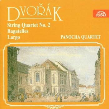 Panocha Quartet - Kammermusik Vol. 2