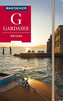Baedeker Reiseführer Gardasee, Verona. mit GROSSER REISEKARTE - Jochen Müssig  [Taschenbuch]