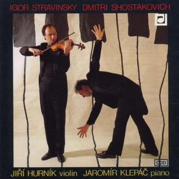 Jiri Hurnik - Divertimento/Sonata F.Violin&P