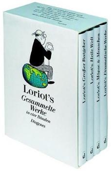 Loriots gesammelte Werke: 4 Bände - Loriot