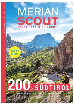 MERIAN scout Südtirol [Gebundene Ausgabe]