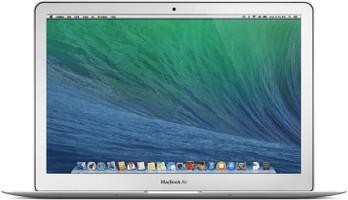 Apple MacBook Air 13.3 (Glossy) 1.3 GHz Intel Core i5 4 Go RAM 128 Go SSD [Milieu 2013, clavier anglais, QWERTY]