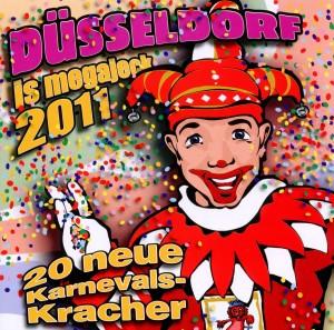 Various - Düsseldorf Is Megajeck 2011