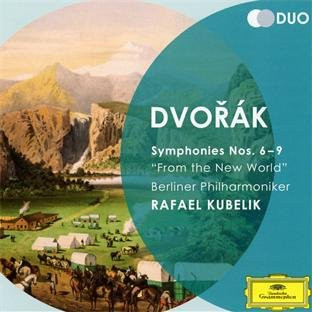 Berliner Philharmoniker - Sinfonien 6-9