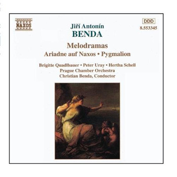 Christian Benda - Melodramen