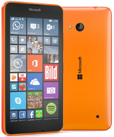 Microsoft Lumia 640 LTE 8GB naranja