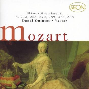 Danzi Quintet - Seon - Mozart (Bläser-Divertimenti)