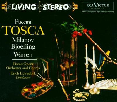 Monreale - Living Stereo - Tosca