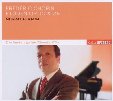 Murray Perahia - KulturSPIEGEL - Die besten guten Klassik-CDs: Etüden Op. 10 & 25