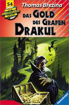 Die Knickerbocker-Bande, Bd.54, Das Gold des Grafen Drakul - Thomas Brezina