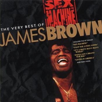James Brown - Sex Machine: the Very Best of (Slide Pack)