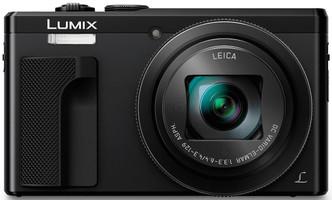 Panasonic Lumix DMC-TZ81 zwart
