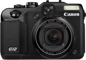 Canon PowerShot G12 zwart