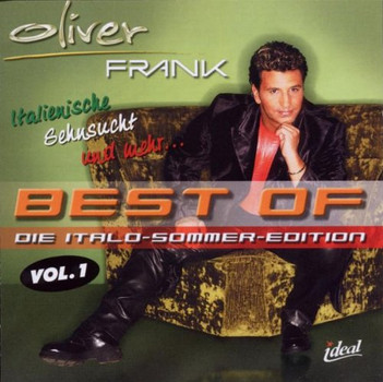 Oliver Frank - Best of Vol.1-die Italo-Sommer-Edition