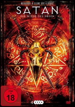Satan - Die Wiege des Bösen [4 Discs]