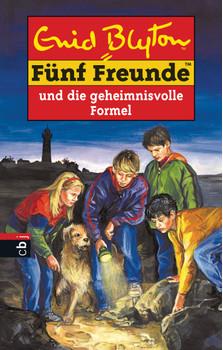 Fünf Freunde: Band 25 - Fünf Freunde und die geheimnisvolle Formel - Enid Blyton [Gebundene Ausgabe]