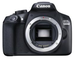 Canon EOS 1300D body noir