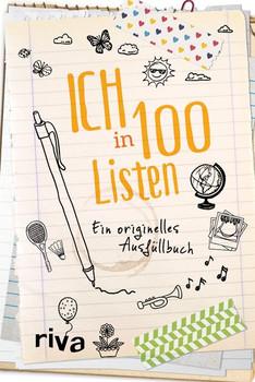 Ich in 100 Listen. Ein originelles Ausfüllbuch [Gebundene Ausgabe]