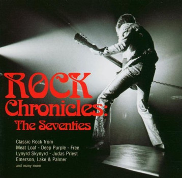 Various - Rock Chronicles-Seventies