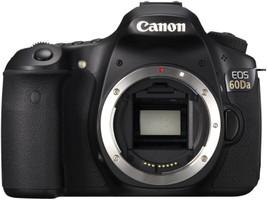 Canon EOS 60Da Cuerpo negro