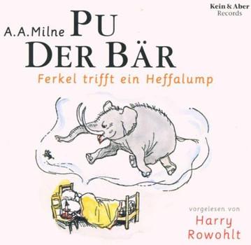 Pu der Bär (Harry Rowohlt) - Ferkel Trifft Ein Heffalump