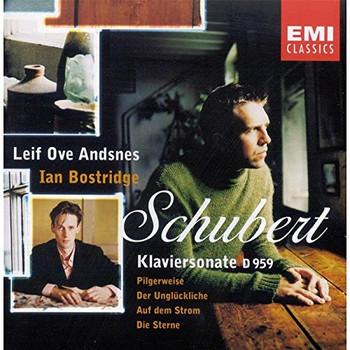 Leif Ove Andsnes - Klaviersonate A-Dur D 959