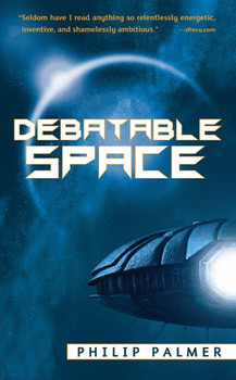 Debatable Space - Palmer, Philip