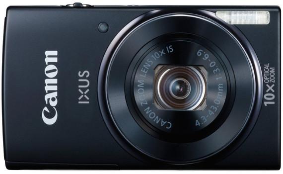 Canon IXUS 155 negro