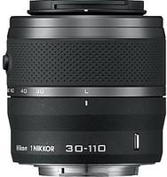 Nikon 1 NIKKOR 30-110 mm F3.8-5.6 VR 40,5 mm Objetivo (Montura Nikon 1) negro