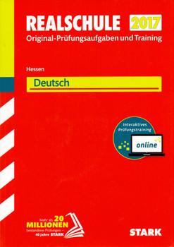 Abschlussprüfung Realschule Hessen - Deutsch, inkl. Online-Prüfungstraining [Broschiert]