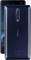 Nokia 8 Dual SIM 64GB blu