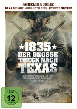 1835 - Der große Treck nach Texas
