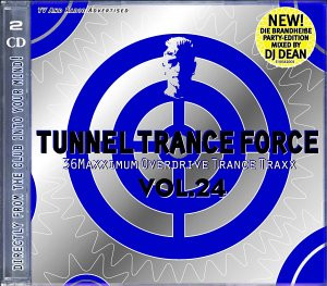 Various - Tunnel Trance Force Vol.24