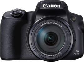 Canon PowerShot SX70 HS negro