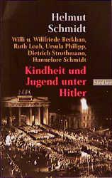 Kindheit und Jugend unter Hitler - Helmut Schmidt